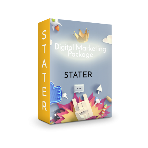 Digital Marketing Package - stater