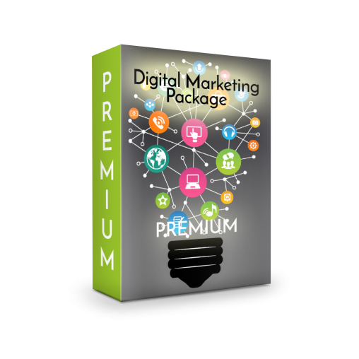 Digital Marketing Package PREMIUM