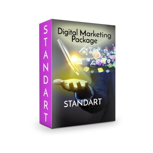 Digital Marketing Package STANDART