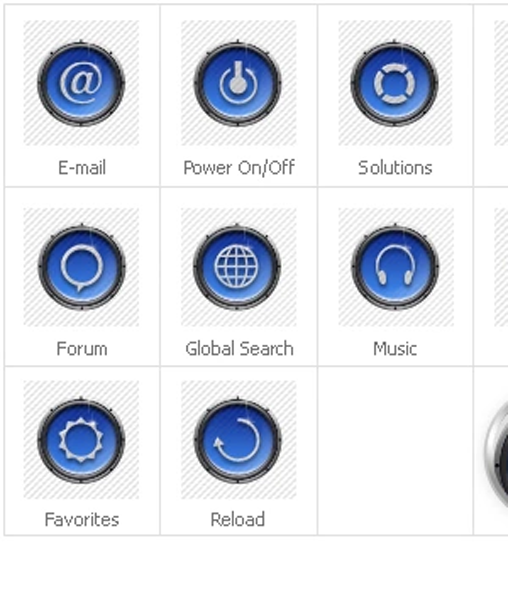 Neutral Iconset Template