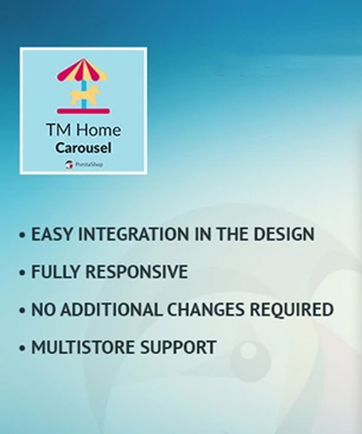 TM Home CarouselExtension