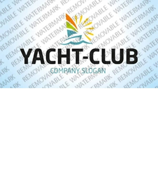Yachting Logo Template